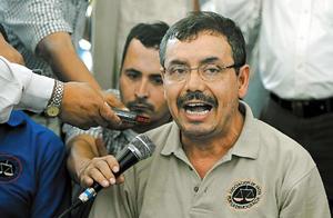 El ex Juez Adan Guillermo López se mantuvo firme a sus ideales