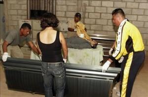 Autoridades judiciales entregan el cádaver del difunto periodista