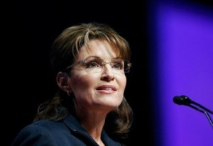 Ex Gobernadora Sarah Palin