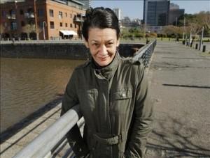 Katia Lara, cineasta hondureñea exilada en Argentina