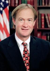 Lincoln Chafee Gobernador Rhode Island