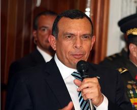 El Presidente de Honduras cuestionó lo ocurrido en Paraguay