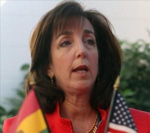 Roberta Jacobson, Secretaria Adjunta Departamento Estado