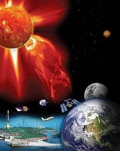 Expertos de la NASA han vuelto a advertir del peligro que puede suponer para la Tierra la explosión de una única y gran tormenta espacial (Foto: Tomada Space Weather Enterprise Forum )