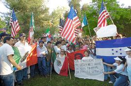 Los indocumentados, ya no podrán andar en libertad en La Florida
